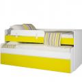 Кровати двойные (выкатные)