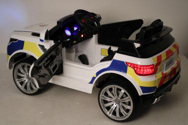 Электромобиль E555KX Полиция