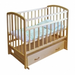 кровать детская фея 311 цвет натуральный