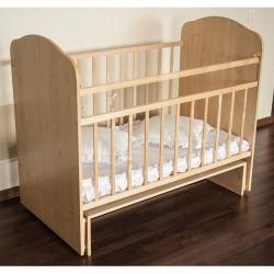 кроватка агат золушка-10 светлая