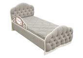 Кровать Гармония серый