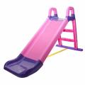 Горка детская скат 140 см розовый