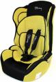 Автокресло 513 с вкладышем желтый