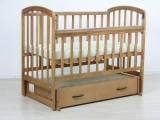 Кровать детская Фея 311, цвет медовый