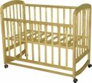 Кровать детская Фея 304, цвет натуральный