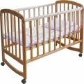 Кровать детская Фея 304, цвет медовый