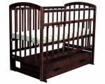 Кровать детская Фея 311, цвет палисандр арт. 5516-05