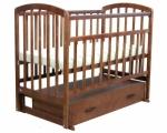 Кровать детская Фея 311, цвет орех арт. 5516-02