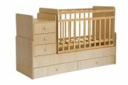 Кровать детская Фея 1100 бук