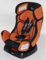 Автокресло с вкладышем, оранжевый 718-ЛУИ