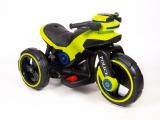 Электромотоцикл Y- MAXI Police YM 198 салатовый
