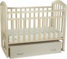 Кровать детская Алита-4 слоновая кость