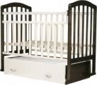 Кровать детская Алита-6 венге/слон