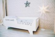 Кровать Беби белый