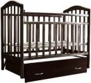 Кровать детская Алита-6 махагон