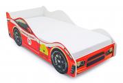 Кровать-машина Пожарная машина