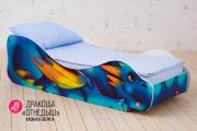 Кровать «Дракоша - Огнедыш»