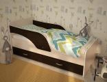 Кровать Максимка венге