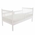 """Кровать подростковая """"Emilia"""", белая"""