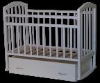 Кровать детская Алита-6 белый