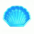 "Песочница ""Ракушка"", голубая 103,5x90x21,5 см"