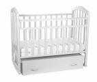Кровать детская Алита-4 белый