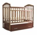 Кровать детская Алита-4 орех