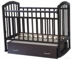 Кровать детская Алита-4 махагон