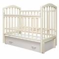 Кровать детская Алита-6 слоновая кость